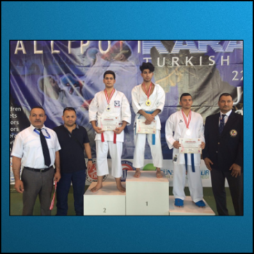 5.ULUSLARARASI TURKISH OPEN KARATE TURNUVASI