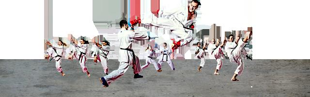 küçükköy karate sporcu