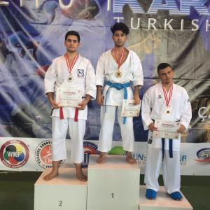 Ömer Güler 2. - Wado-Ryu Küçükköy Karate