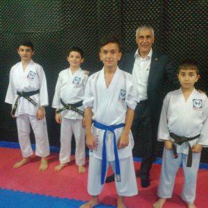 1.Kadir Berkay KIRMIZIYÜZ - 2.Mustafa Baran KOŞAR - 3.Muhammet Yusuf KOÇ - 3.Murat VURAL
