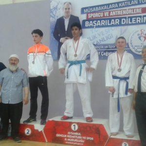 Emirhan YILMAZ – Ümit Bay 63 Kg. – 3.