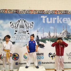 Taha Alp YILMAZ – 2008 Doğumlu Bay +36 Kg Kumite – 2.