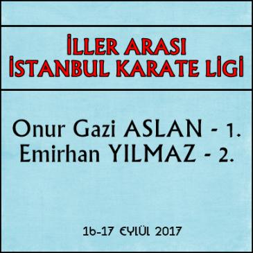 İLLER ARASI İSTANBUL KARATE LİGİ