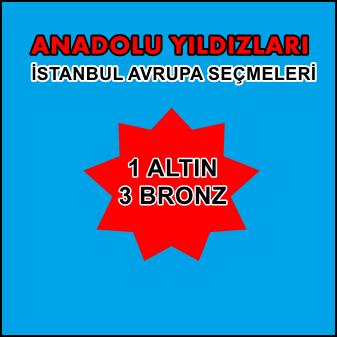 ANADOLU YILDIZLARI-İSTANBUL AVRUPA SEÇMELERİ