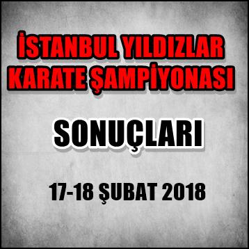 İSTANBUL YILDIZLAR KARATE ŞAMPİYONASI