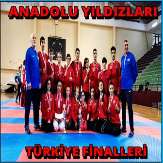 ANADOLU YILDIZLARI TÜRKİYE FİNALLERİ