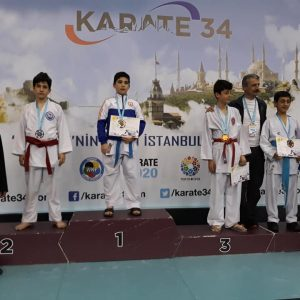 Onur KAHRAMAN – 2007 52 Kg – 2.