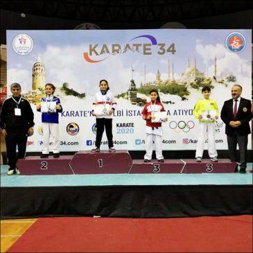 KARATE34 İLLER ARASI SÜPER LİGİ F.ÖZSERT ETABI