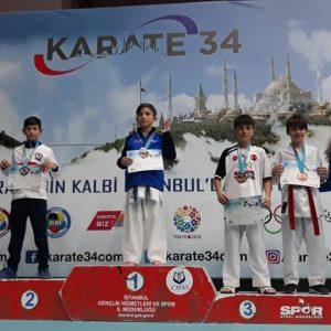 Yusuf Kerem MİLET – 2009 -35 Kg. – 2.
