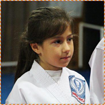 3-6 Yaş Karate Dersi Kayıtları Devam Ediyor!